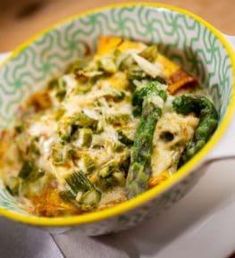 ristorante borgo nomplan ravascletto comeglians Crespelle ripiene con verdure di stagione