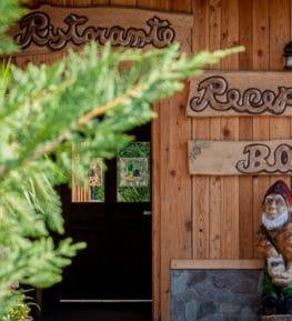 ristorante borgo nomplan povolaro comeglians ravascletto esterno dettaglio